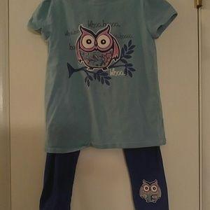 J. Khaki Matching Sets - Girls outfit